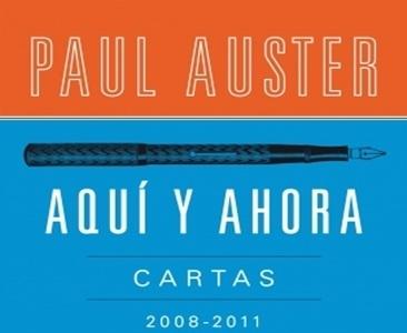 'Aquí y ahora', la correspondencia entre Paul Auster y J.M. Coetzee