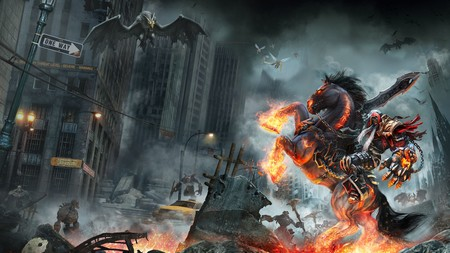 Darksiders: Warmastered Edition tendrá una versión para Nintendo Switch