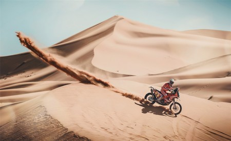 Gerard Farres Dakar 2018 3