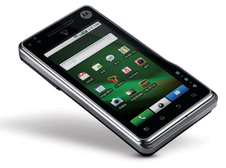 Motorola Motoroi, Android llega a Corea del Sur