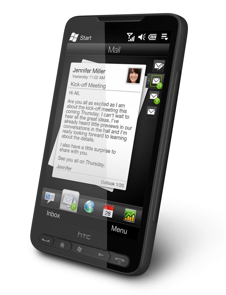 Foto de HTC HD2, imágenes oficiales (4/6)