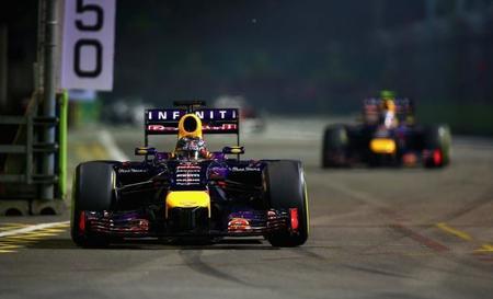 """Christian Horner: """"No hay órdenes de equipo porque la brecha con Mercedes es inmensa"""""""