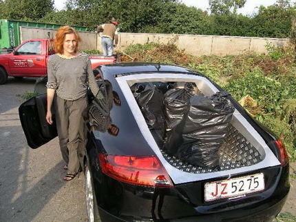 Audi TT pickup