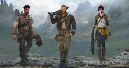 Gears Of War 4 Game Informer 2