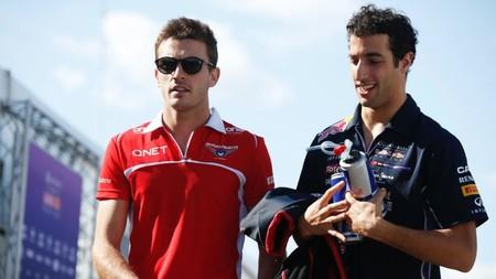 Ricciardo Bianchi F1 2015