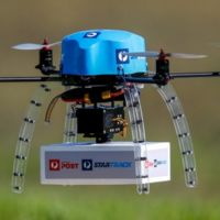 Los drones mensajeros también surcan los cielos australianos