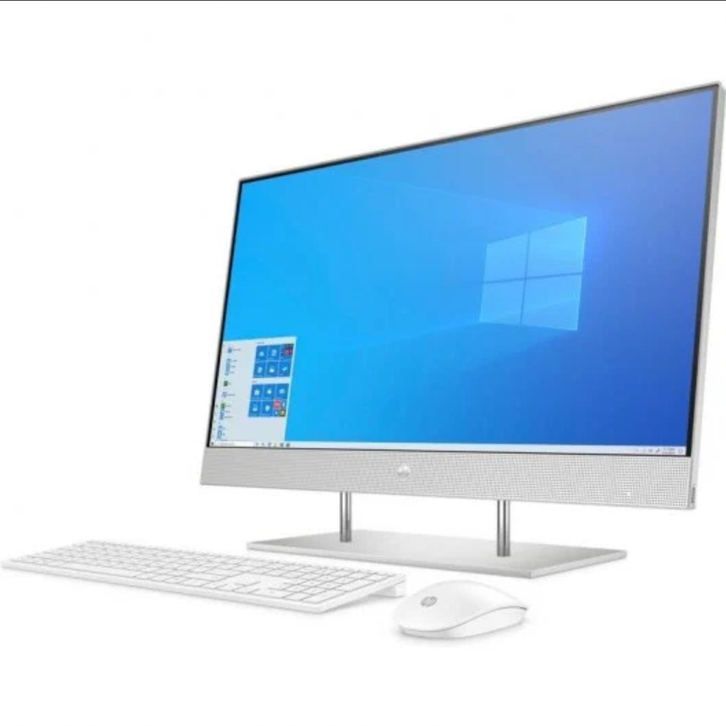 """HP All-in-One 27-DP0010NS AMD Ryzen 3 4300U/8GB/512GB SSD/27"""""""