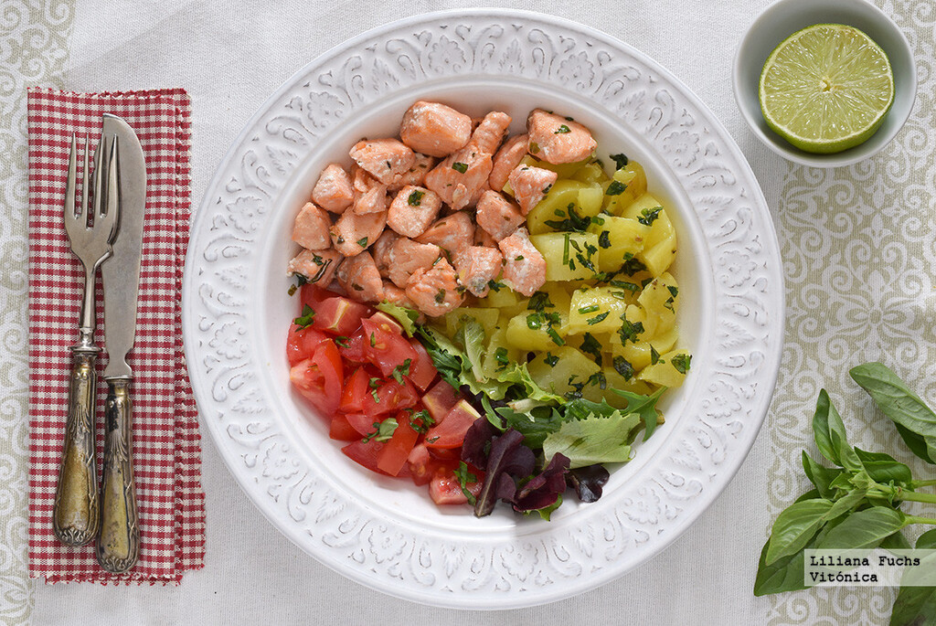 15 ensaladas con pescado para sumar proteínas de forma saludable
