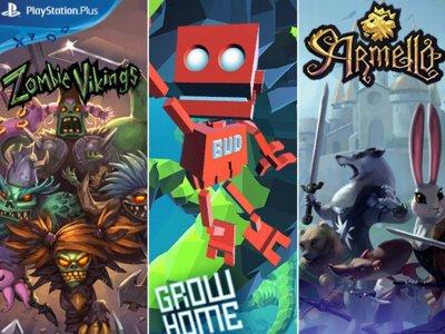 Esta semana llega el primer Vota tus Juegos de PS Plus con estos tres títulos de PS4