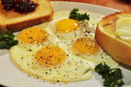 Huevos desayuno