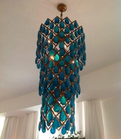 lampara artesana