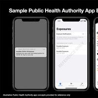Apple y Google muestran un prototipo de su app contra el coronavirus: así serían las alertas si has estado expuesto