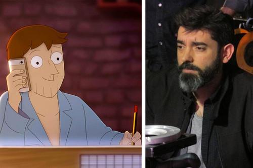 """""""Nos hemos esforzado por preservar los talentos de Paco Roca"""". Carlos Fernández de Vigo ('Memorias de un hombre en pijama')"""