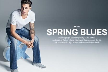 Nada como empezar la primavera con una buena dosis de denim de la mano de H&M