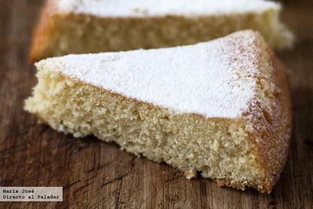 Bizcocho de leche de coco: receta fácil para variar nuestros desayunos y meriendas