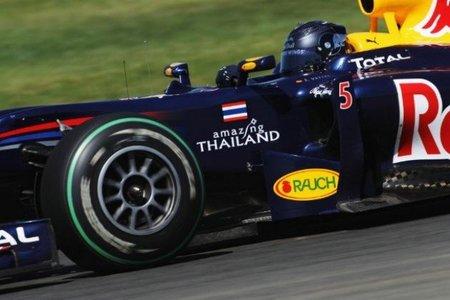GP de Gran Bretaña 2010: Pole para Sebastian Vettel en un monólogo Red Bull