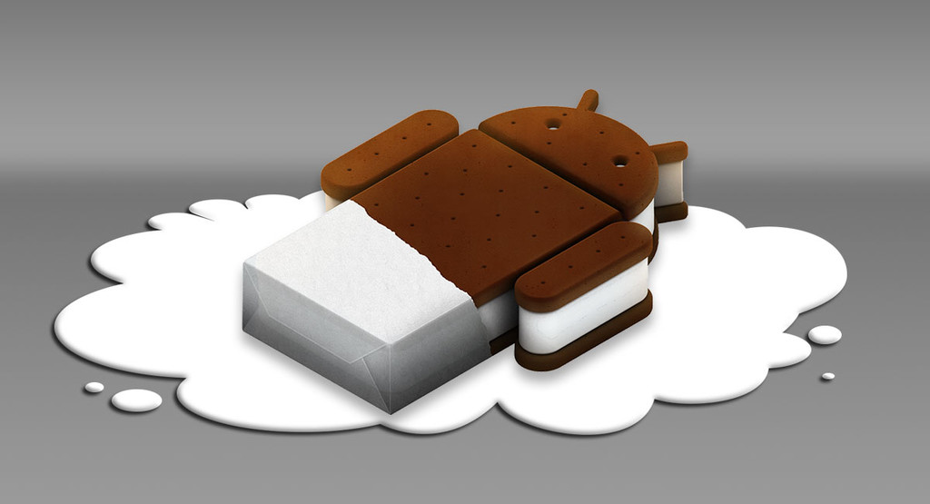 Google abandons support for Ice Cream Sandwich on Google Play