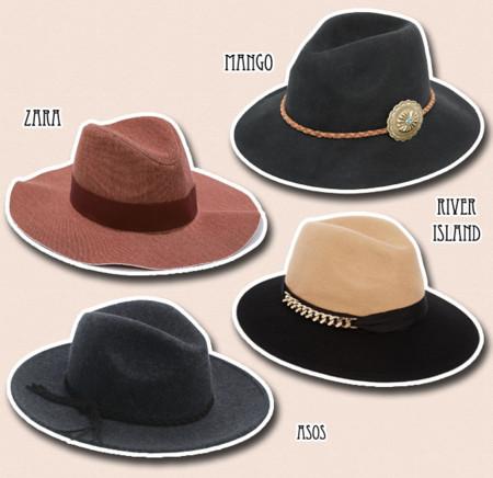 Sombreros Invierno 2014