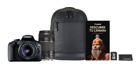 Canon Eos 2000d Kit 2