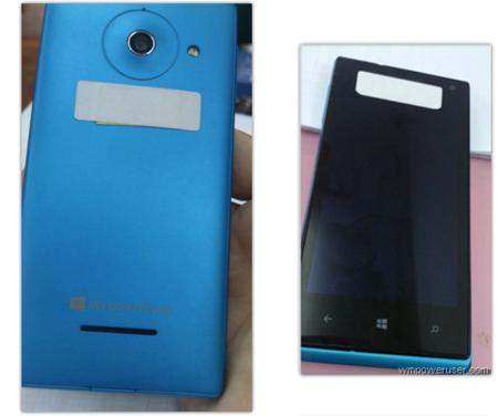 Huawei Ascend W1, otro Windows Phone 8