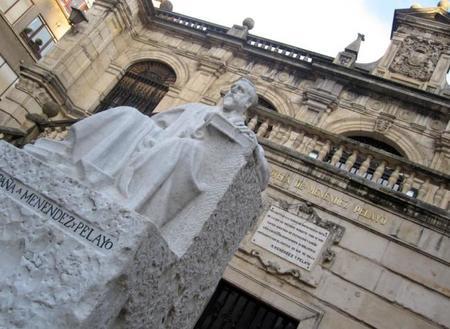 Visita a la Biblioteca y Casa Museo Menéndez Pelayo en Santander