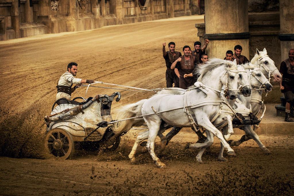 Ben Hur Carrera Cuadrigas
