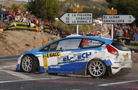 Craig Breen se sobrepone y competirá en el Rally de Finlandia