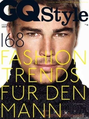 Josh Hartnett para GQ Style magazine