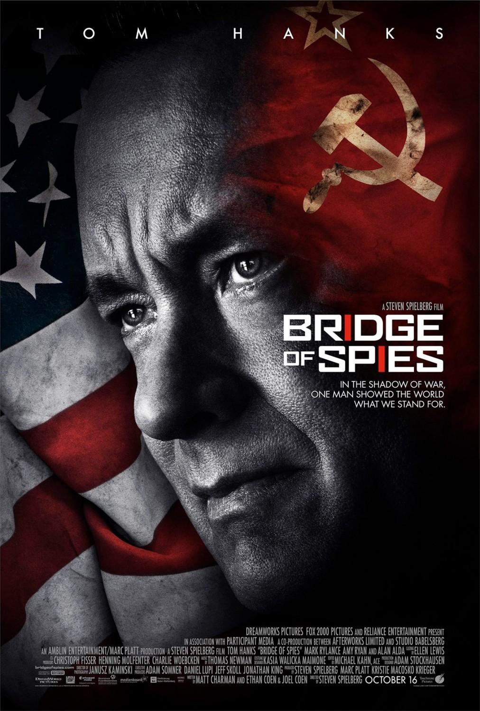Foto de 'El puente de los espías' ('Bridge of Spies'), los carteles (1/6)