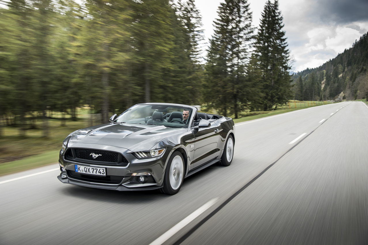Foto de Ford Mustang 2015 (23/53)