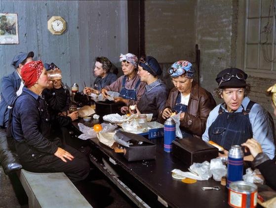 Foto de Fotografías en los años 40 realizadas con Kodachrome (12/17)