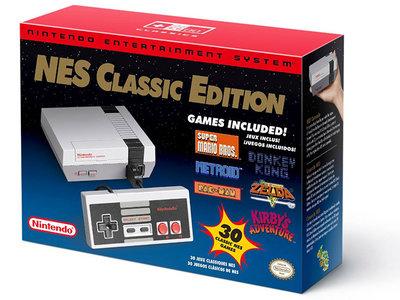 ¿Abusos? ¿Dónde? El Mini NES alcanza precios exorbitantes de venta