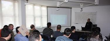 El funcionamiento de los cursos de formación
