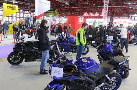Las motos de carreras de Kenny Roberts o Agostini serán la carta de presentación del próximo Motorama Madrid 2020