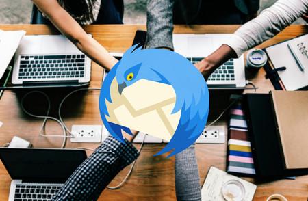 Thunderbird se renueva con soporte para OpenPGP, Calendario y Tareas integrados, nuevo modo oscuro y más