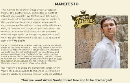 Kickass Torrents Artem Vaulin