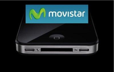 iPhone 4S: precios oficiales de Movistar