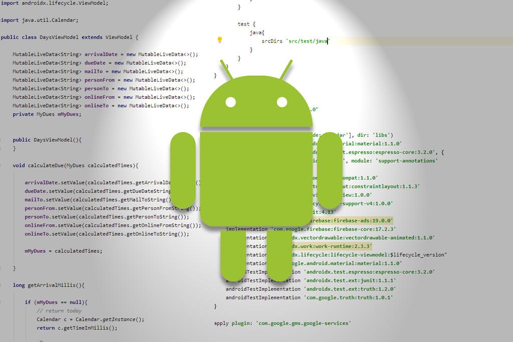 23 favor para instruirse a inventar App Android