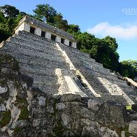 Investigador del INAH revela que no fueron causas ambientales las que influyeron en el abandono de Palenque