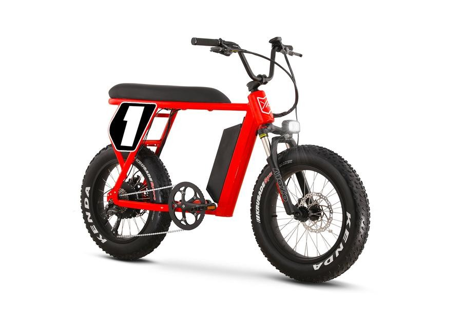 Juiced Bikes Scrambler