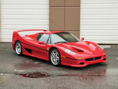 520 CV de leyenda a precio récord (o casi): Mike Tyson subasta su Ferrari F50
