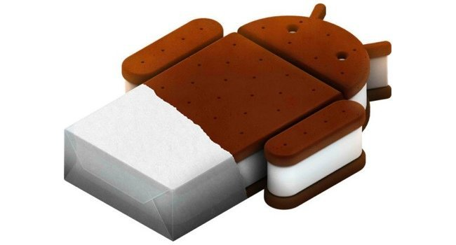 Ice Cream Sandwich, presentado oficialmente