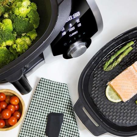 2 robots de cocina rebajados hoy en Amazon más económicos que el Monsieur Cuisine de Lidl