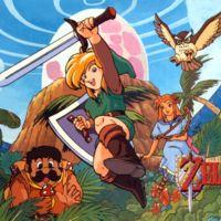 El nuevo DLC de Hyrule Warriors dedicado a Link's Awakening al detalle con Marin al frente