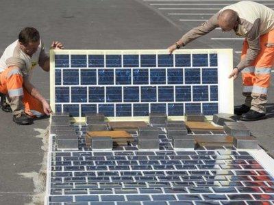 Francia quiere construir 1.000 km de carretera solar, vuelven las críticas a esta tecnología