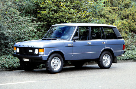 Range Rover 5 Door By Monteverdi