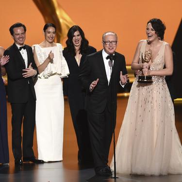 Los mejores momentos de los Premios Emmy 2019: del tierno abrazo de Sophie Turner y Kit Harington a la victoria de Fleabag