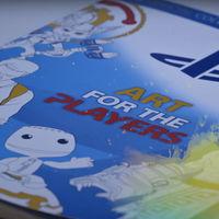 ¿Fan de PlayStation? Aquí tienes el tráiler del libro de colorear oficial