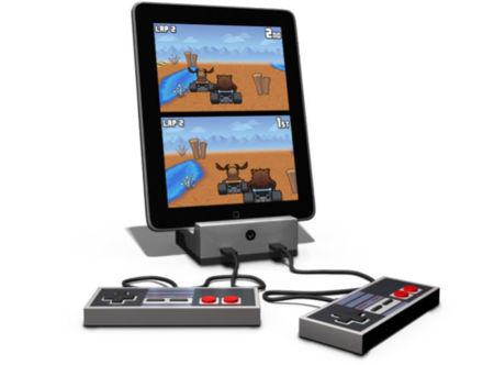 iPad o iPhone como una videoconsola gracias a GameDock