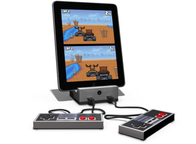GameDock for iPad Kickstarter